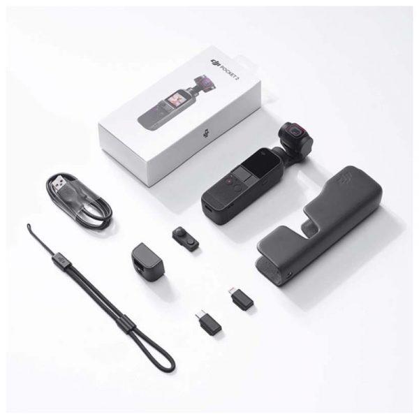 Экшн-камера DJI Pocket 2-4