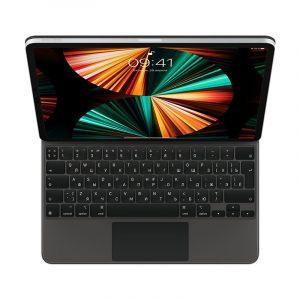 Клавиатура Magic Keyboard для iPad Pro 12.9 дюйма (5‑го поколения) черный