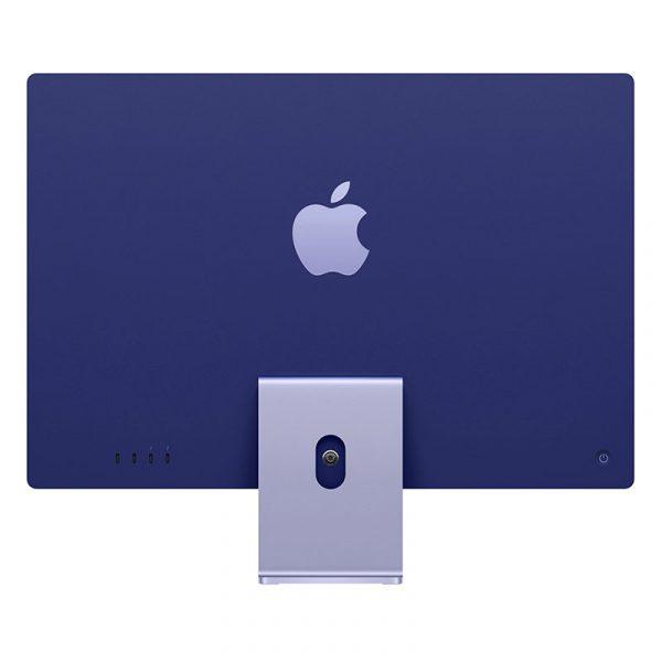 "Моноблок Apple iMac 24"" Retina 4,5K, (M1 8C CPU, 7C GPU), 8 ГБ, 256 ГБ SSD, Фиолетовый-1"