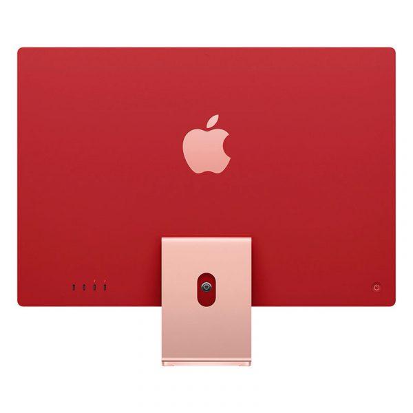 "Моноблок Apple iMac 24"" Retina 4,5K, (M1 8C CPU, 7C GPU), 8 ГБ, 256 ГБ SSD, Розовый (MGPN3)-4"