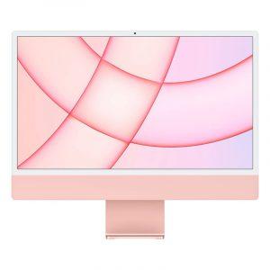 "Моноблок Apple iMac 24"" Retina 4,5K, (M1 8C CPU, 8C GPU), 8 ГБ, 256 ГБ SSD, Розовый (MGPN3)"