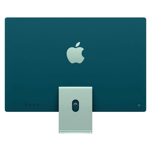 "Моноблок Apple iMac 24"" Retina 4,5K, (M1 8C CPU, 8C GPU), 8 ГБ, 256 ГБ SSD, Зеленый (MGPN3)-4"