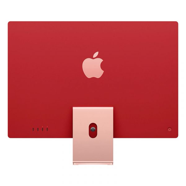 "Моноблок Apple iMac 24"" Retina 4,5K, (M1 8C CPU, 8C GPU), 8 ГБ, 512 ГБ SSD, Розовый (MGPN3) - 2"