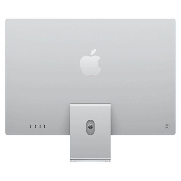 """Моноблок Apple iMac 24"""" Retina 4,5K, (M1 8C CPU, 8C GPU), 8 ГБ, 512 ГБ SSD, Серебристый (MGPN3)-4"""