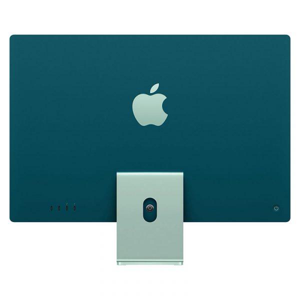 "Моноблок Apple iMac 24"" Retina 4,5K, (M1 8C CPU, 8C GPU), 8 ГБ, 512 ГБ SSD, Зеленый (MGPN3)-5"