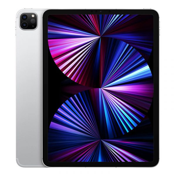 Планшет Apple iPad Pro 11 Wi-Fi + Cellular 1 ТБ (2021) Silver Серебристый (MHWD3)