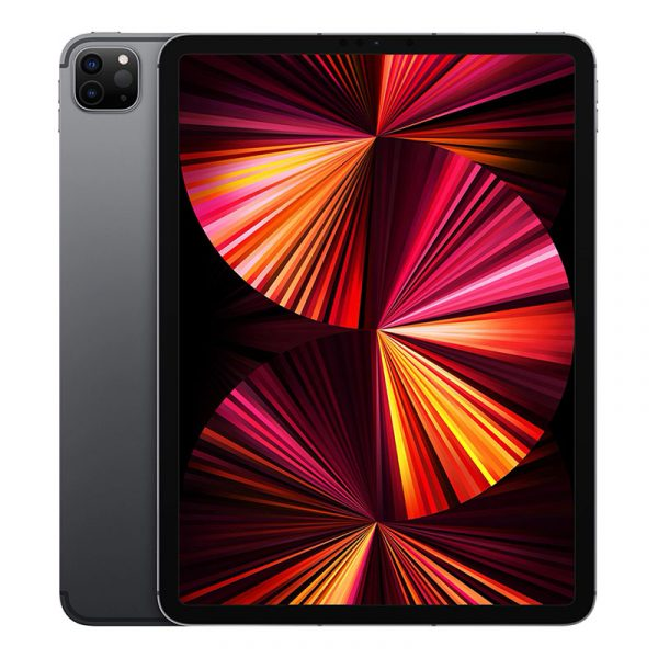 Планшет Apple iPad Pro 11 Wi-Fi + Cellular 1 ТБ (2021)Space gray Серый космос (MHWC3)