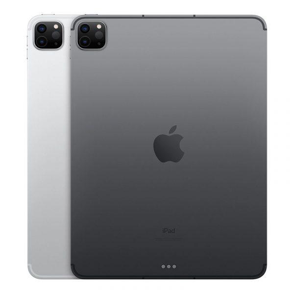 Планшет Apple iPad Pro 11 Wi-Fi + Cellular 128GB (2021) Silver Серебристый (MHW63)-2