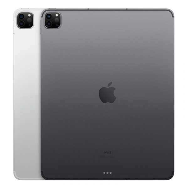 Планшет Apple iPad Pro 12.9 Wi-Fi 128GB (2021) Silver Серебристый (MHNG3)-2