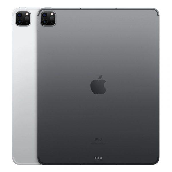 Планшет Apple iPad Pro 12.9 Wi-Fi 2 ТБ (2021) Silver Серебристый (MHNQ3)-2