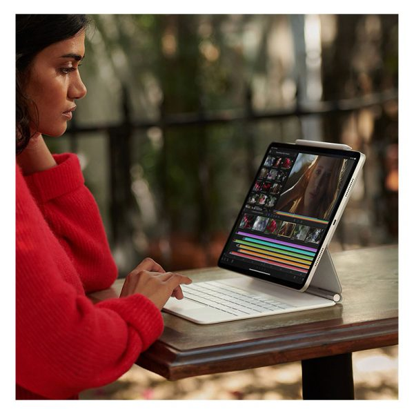 Планшет Apple iPad Pro 12.9 Wi-Fi + Cellular 1 ТБ (2021) Silver Серебристый (MHRC3)-3