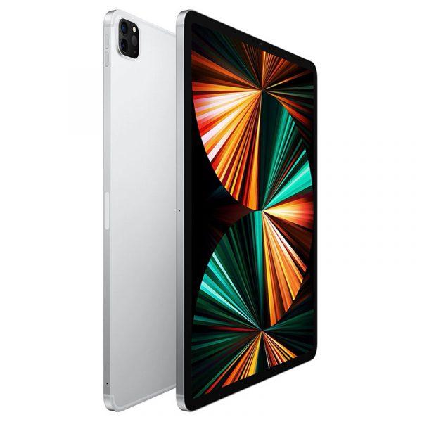 Планшет Apple iPad Pro 12.9 Wi-Fi + Cellular 128GB (2021) Silver Серебристый (MHR53)-1