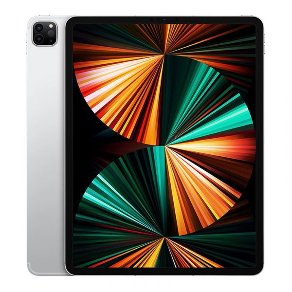 Планшет Apple iPad Pro 12.9 Wi-Fi + Cellular 256GB (2021) Silver Серебристый (MHR73)