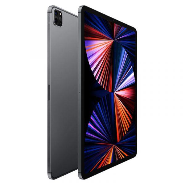 Планшет Apple iPad Pro 12.9 Wi-Fi + Cellular 256GB (2021) Space gray Серый космос (MHR63)-1