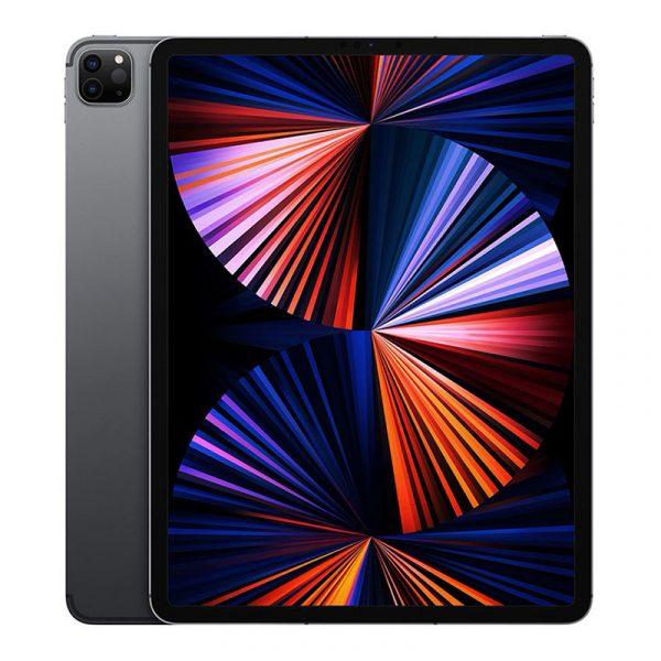 Планшет Apple iPad Pro 12.9 Wi-Fi + Cellular 256GB (2021) Space gray Серый космос (MHR63)