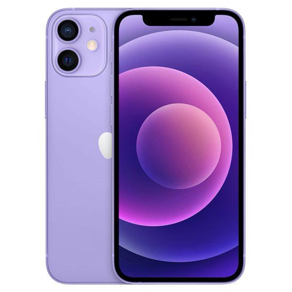 Смартфон Apple iPhone 12 128GB Purple фиолетовый (MJNP3)