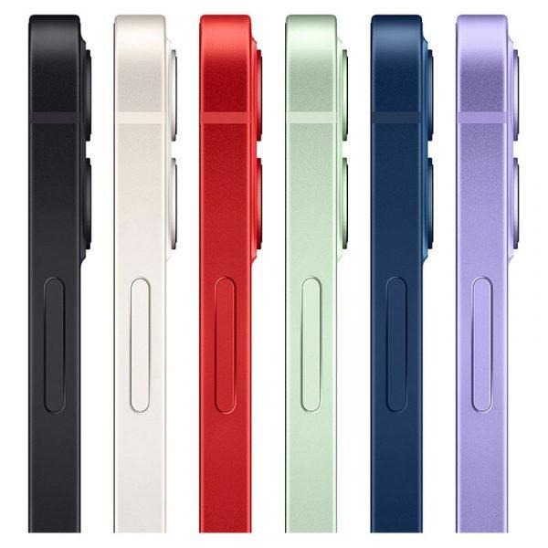 Смартфон Apple iPhone 12 mini 256GB Purple фиолетовый (MJQH3)-3