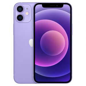 Смартфон Apple iPhone 12 mini 64GB Purple фиолетовый (MJQF3)