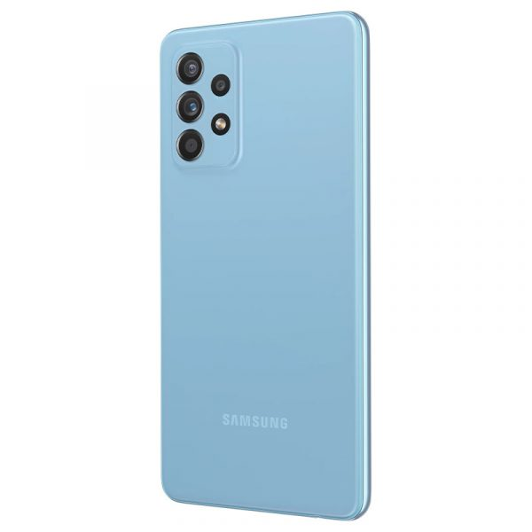Смартфон Samsung Galaxy A52 4/128GB Синий-4
