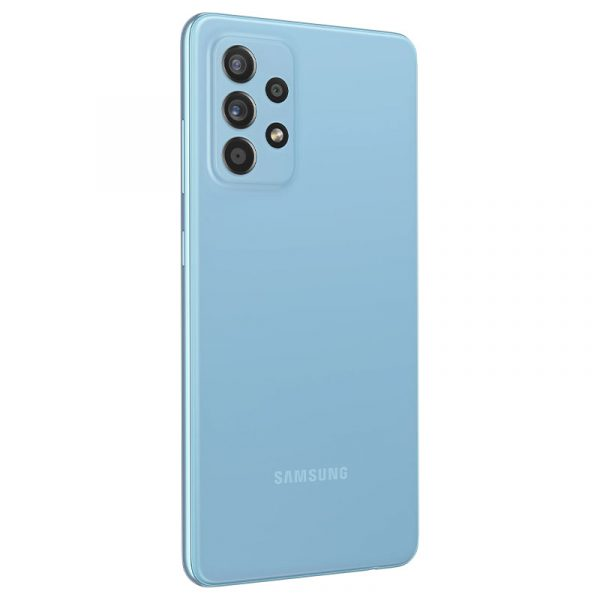 Смартфон Samsung Galaxy A52 4/128GB Синий-3
