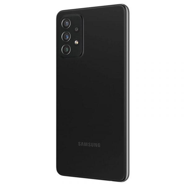 Смартфон Samsung Galaxy A72 6/128GB Черный-5