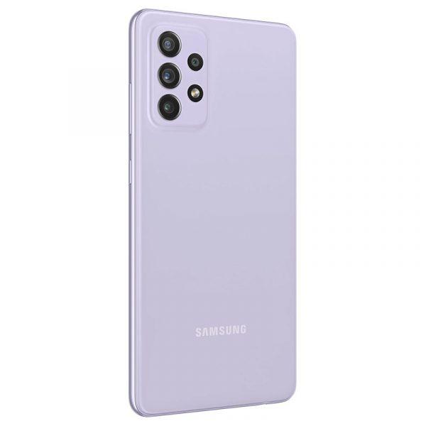 Смартфон Samsung Galaxy A72 6/128GB Лаванда-4