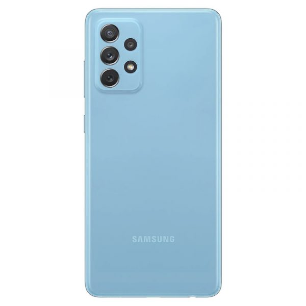 Смартфон Samsung Galaxy A72 6/128GB Синий-1