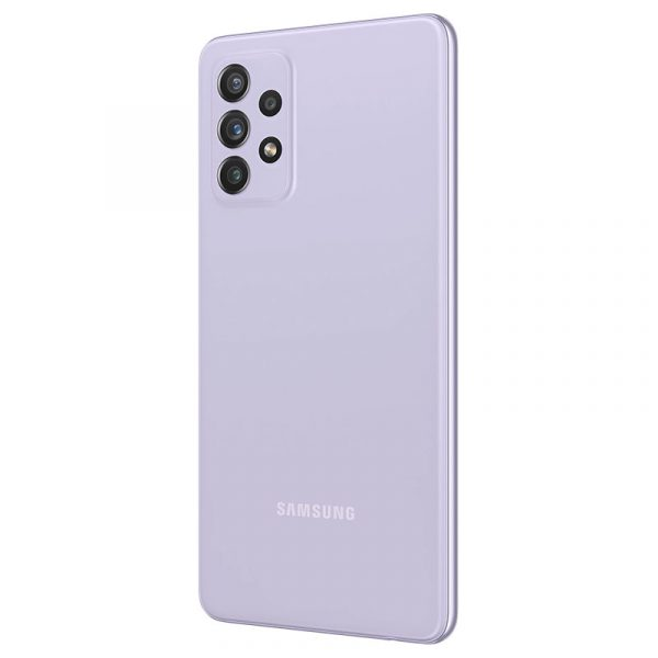 Смартфон Samsung Galaxy A72 8/256GB Лаванда-5