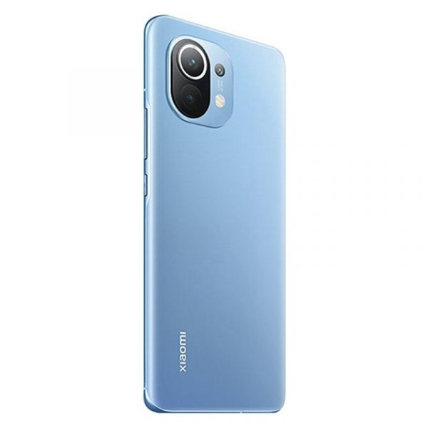 Смартфон Xiaomi Mi 11 8/128Gb Синий-4