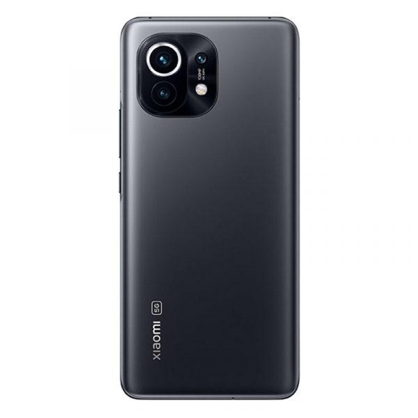 Смартфон Xiaomi Mi 11 8/256Gb Черный-2