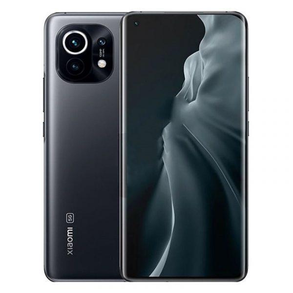 Смартфон Xiaomi Mi 11 8/256Gb Черный