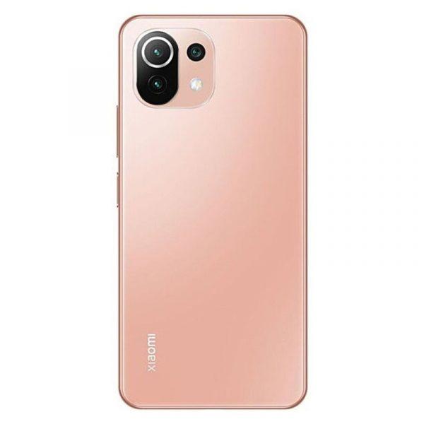 Смартфон Xiaomi Mi11 Lite 6/128Gb (NFC) Персиковый-4