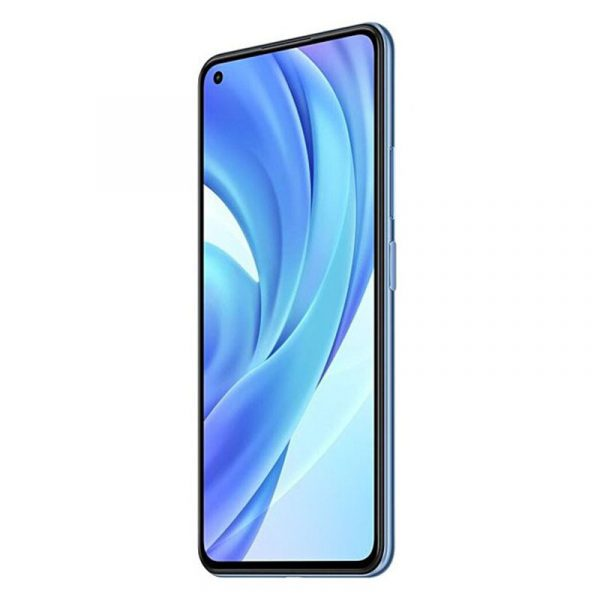 Смартфон Xiaomi Mi11 Lite 6/64Gb (NFC) Голубой-2