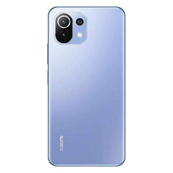 Смартфон Xiaomi Mi11 Lite 6/64Gb (NFC) Голубой-4
