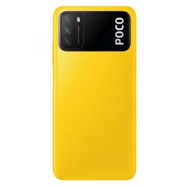 Смартфон Xiaomi Poco M3 4/64GB Yellow-6