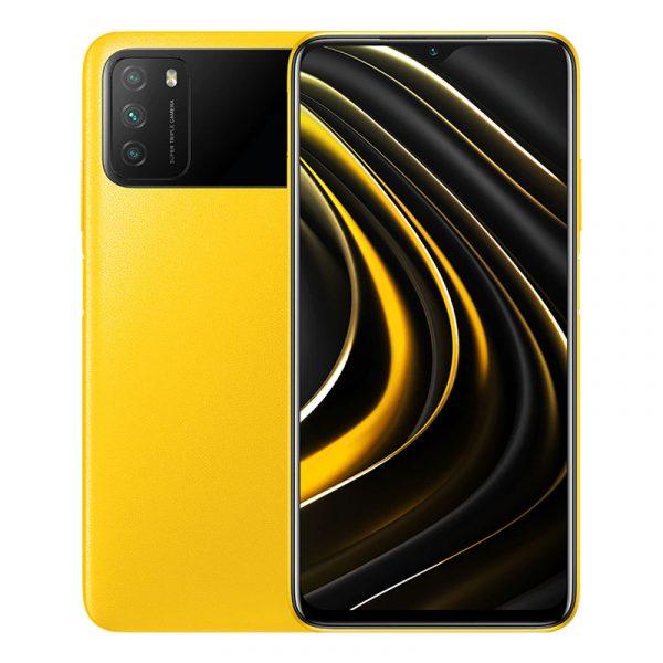 Смартфон Xiaomi Poco M3 4/64GB Yellow