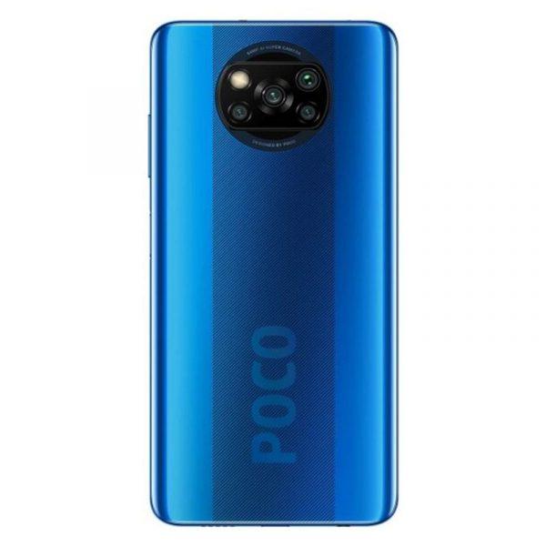 Смартфон Xiaomi Poco X3 6/64GB Blue-2