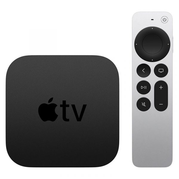 ТВ Приставка Apple TV 4K 64Gb (MXH02)