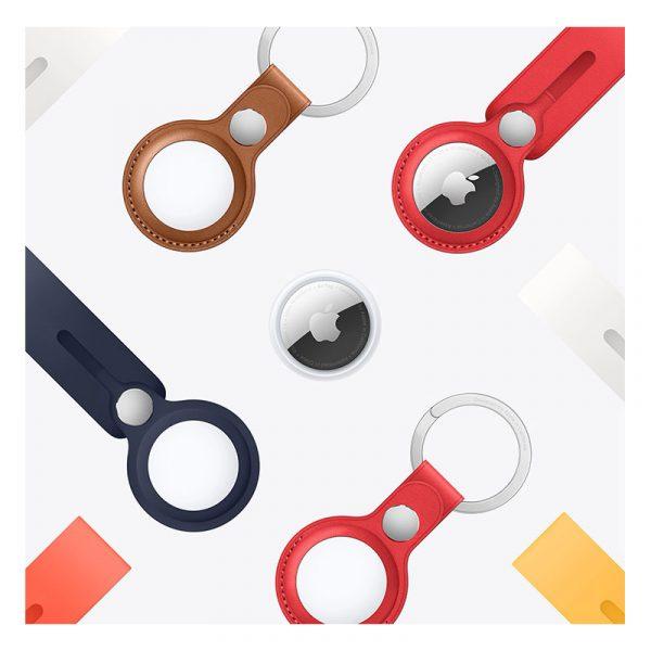 Умный брелок Apple AirTag (4 штука)-6
