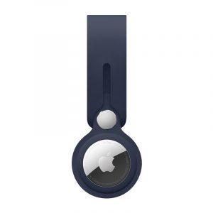 Брелок-подвеска Apple для AirTag тёмный ультрамарин