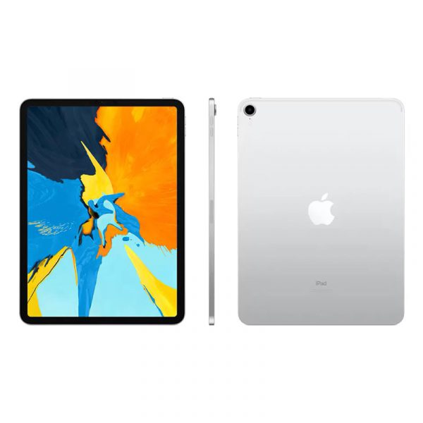 Планшет Apple iPad Pro 11 Wi-Fi 1 ТБ (2018) Silver Серебристый (MTXW2)-1