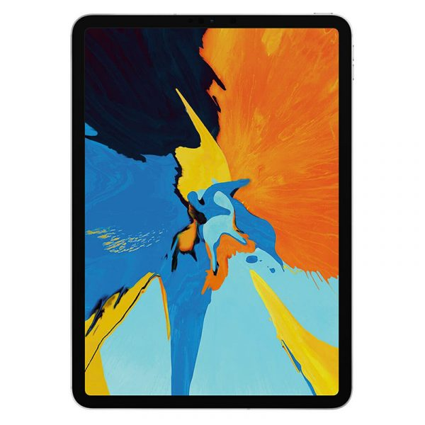 Планшет Apple iPad Pro 11 Wi-Fi 1 ТБ (2018) Silver Серебристый (MTXW2)