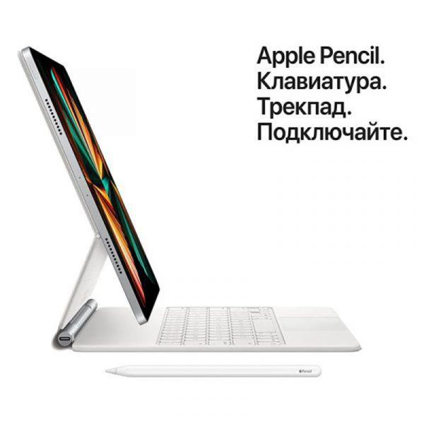 Планшет Apple iPad Pro 11 Wi-Fi 128GB (2021) Space gray Серый космос (MHQR3)-6