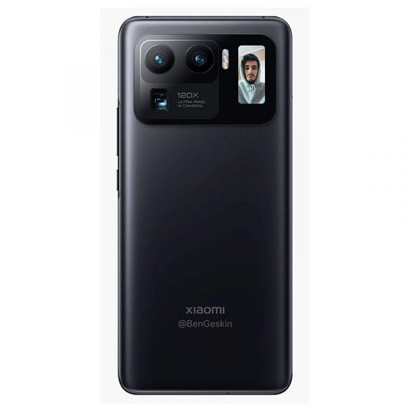 Смартфон Xiaomi Mi11 Ultra 12/256GB Black Черный-1