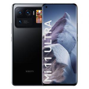 Смартфон Xiaomi Mi11 Ultra 12/256GB Black Черный