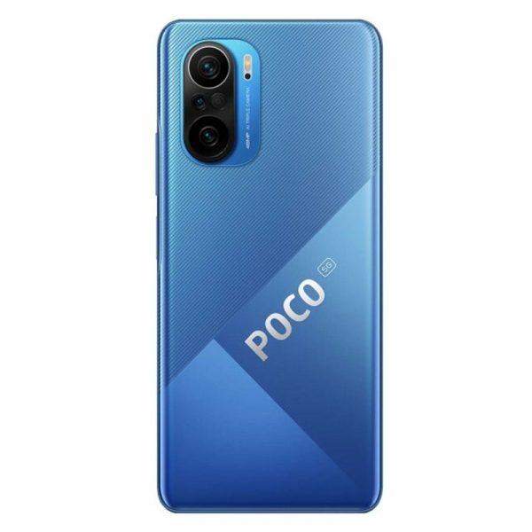 Смартфон Xiaomi Poco F3 8/256GB Blue-2
