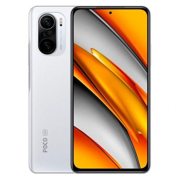 Смартфон Xiaomi Poco F3 8/256GB White-1