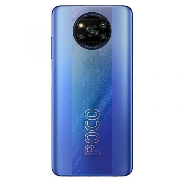 Смартфон Xiaomi Poco X3 Pro 6/128GB Blue-1
