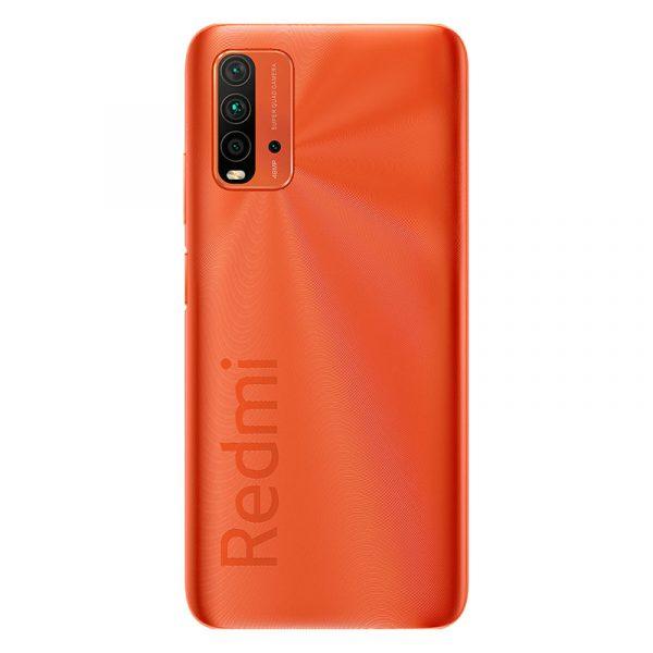 Смартфон Xiaomi Redmi 9T 4/128GB Orange Оранжевый-4