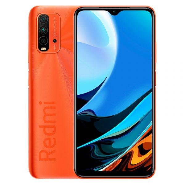 Смартфон Xiaomi Redmi 9T 4/128GB Orange Оранжевый